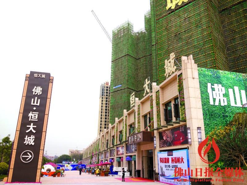 跨过桂丹路还有中恒海晖城的一些社区商业,总的来说档次不算高,但基本