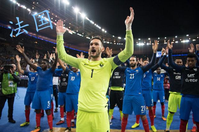 尘埃落定!2018俄罗斯世界杯32强全图集