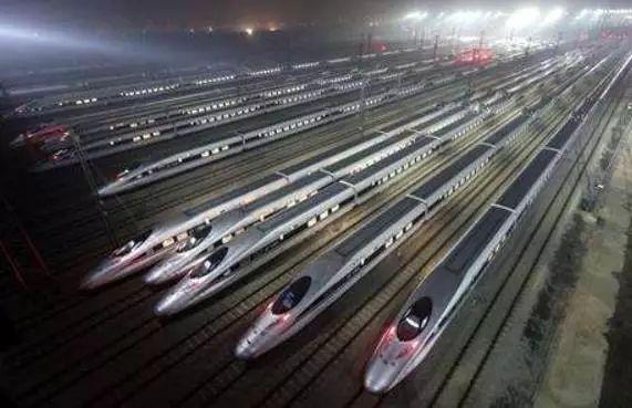 深圳至广州c7062,c7173调整为深圳至广州东运行 福田至广州南g6254次