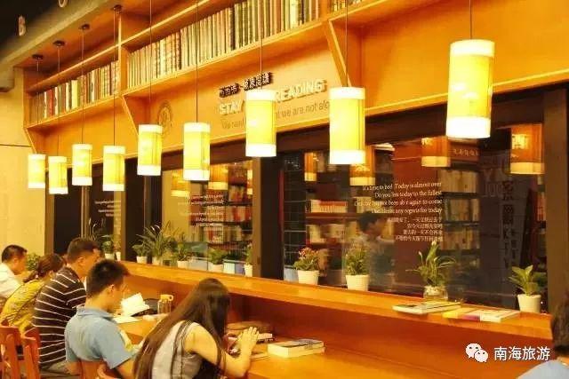 及周边十大最美书店搜罗,间间文艺,还有全天不打烊的