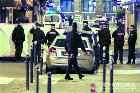 巴黎发生持刀袭击 一名中国公民受伤