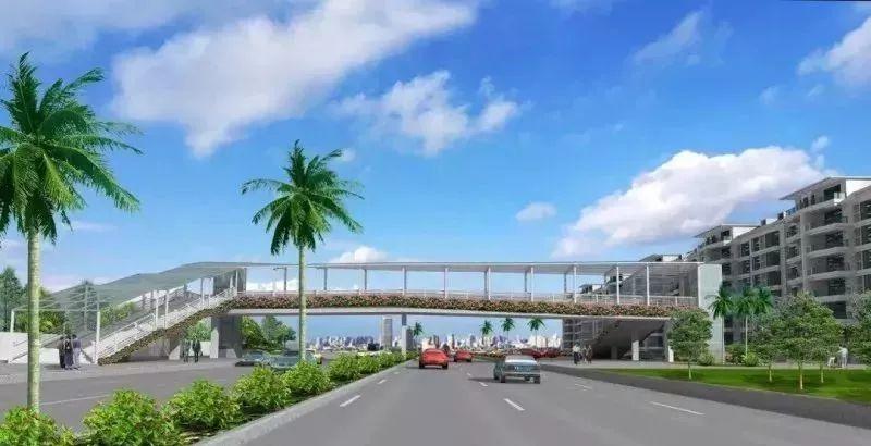 該人行天橋建成后,市民可以使用此天橋橫過馬路,出行更加有安全保障,也更加便利。 據悉,樂平鎮國土城建和水務局(交通路網)擬在該天橋步梯噴涂3D圖案,該天橋也將成為三水區第一座采用3D圖案的天橋。近期樂平鎮國土城建和水務局(交通路網)準備和教育局向小學生開展征文活動,讓學生們描繪他們心目中人行天橋的圖案,并將最佳方案采用到天橋的建設中。  (人行天橋效果圖) 想不想讓天橋變成你想要的樣子? 記得隨時關注天橋動態哦~ 希望人行天橋加快建成, 為市民出行帶來便利~