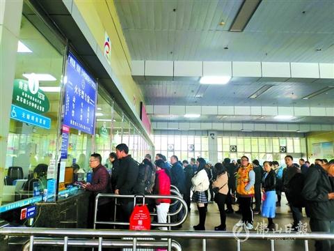 高明区客运站预计客流出行高峰为1月30日至2月1日