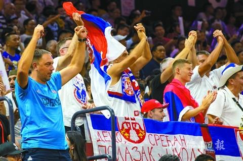 篮球强国+免签+低消 塞尔维亚成佛山人旅游新热点