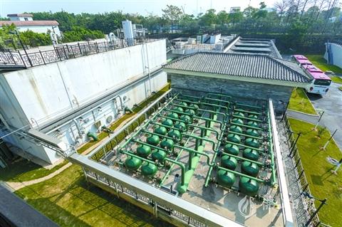 树立行业环保标杆 广东溢达践行可持续发展理念