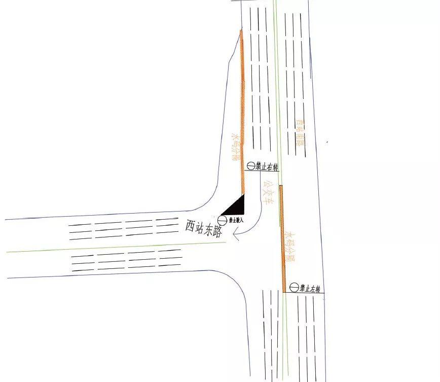 周知!春运期间佛山西站部分道路将实施交通管制