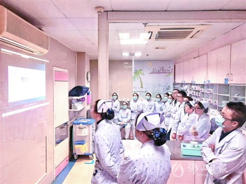佛山医护人员和卫生系统工作人员坚守岗位抗击疫情