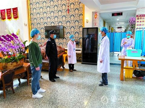 多道网赚论坛:全封闭式管理 禅城区养老机构全面升级疫情防控