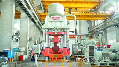 恒力泰:成功打造建陶压机全球第一品牌
