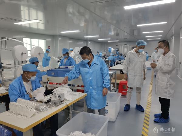 鞋厂转产口罩,佛山这家外贸企业的自救之路能否成功?