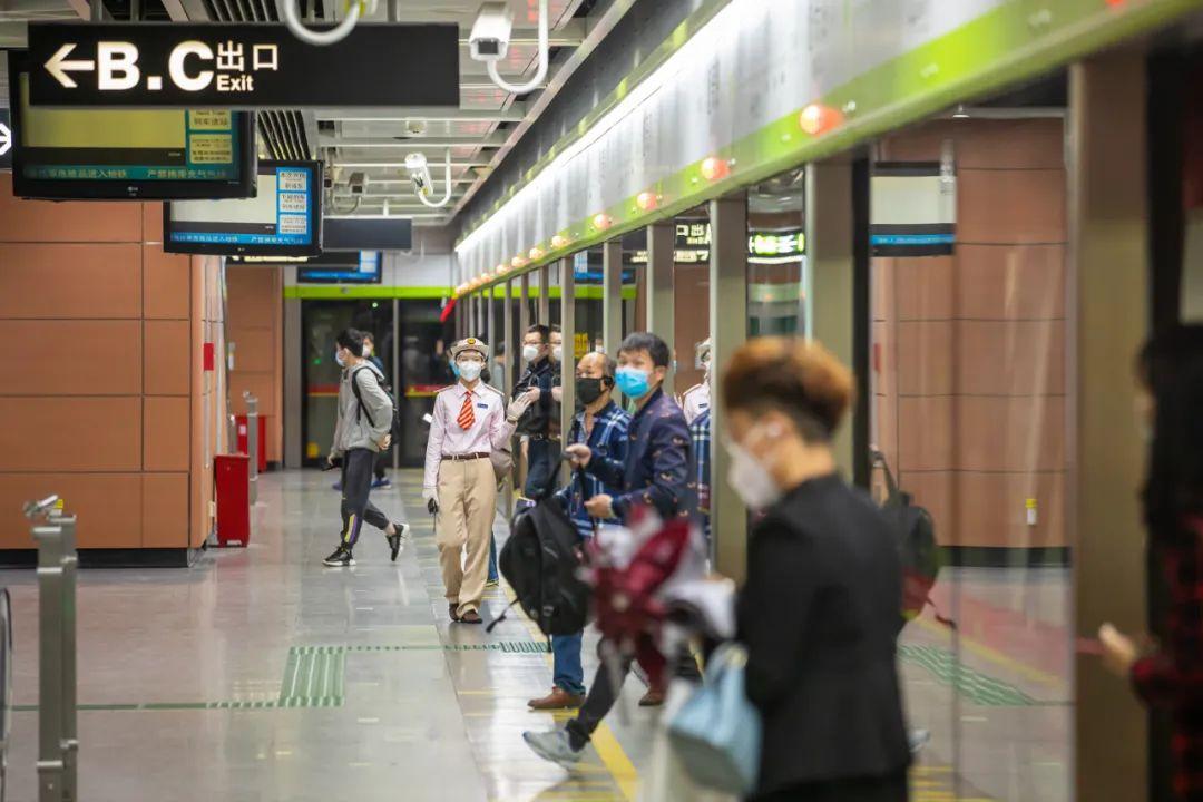 注意啦!今日起,广佛地铁等全网客流管控升级