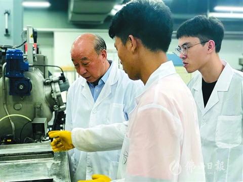 溢达集团张玉高拟获第七届广东杰出发明人奖