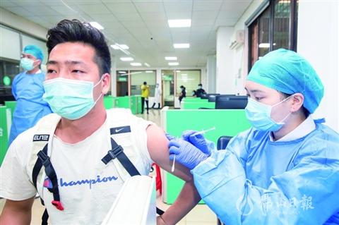 禅城新冠疫苗接种超18万剂次 接种门诊共27个点